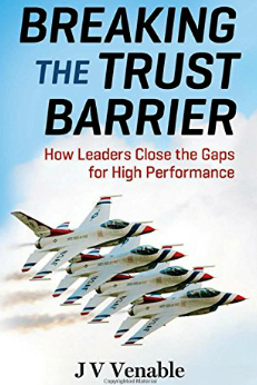 How to Build a High-Functioning Team by Breaking the Trust Barrier