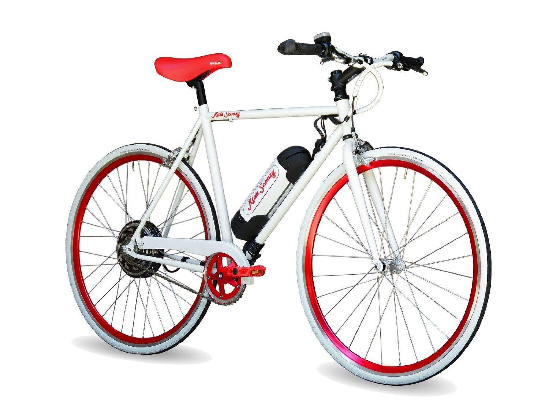 Amazon Startups Product - Ride Scoozy Electric Bik