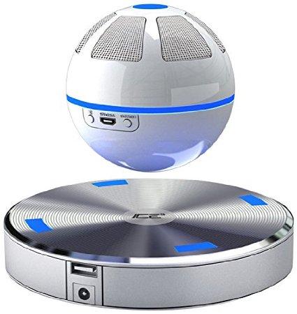 Amazon Startups Product - ICE Portable Wireless Floating Bluetooth Speaker