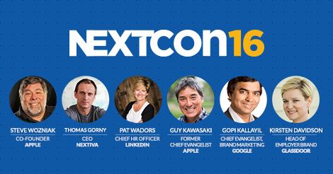 NextCon keynote speaker lineup
