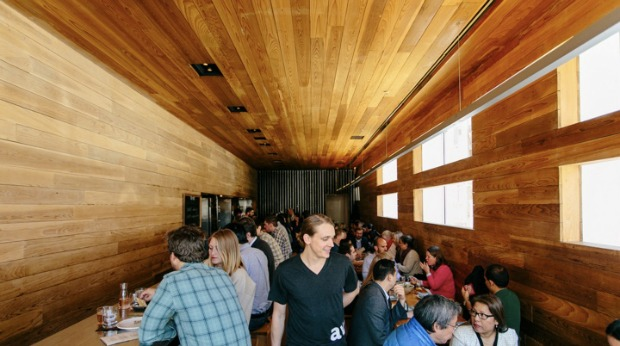 50 Perfect Business Lunch Restaurants that Will Appeal to Millennials - avec