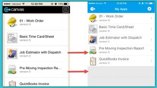 Canvas 8 Form Filler App Refresh Introduces Platform Updates, Enhanced Mobile Experience