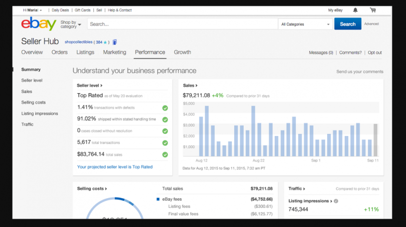 eBay Seller Hub Now Allows All U.S. Sellers to Manage Inventory on Single Dashboard