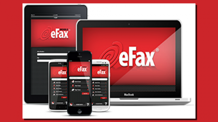 What is eFax? Get the answer, and learn about their new feature upgrade which includes large file sharing and unlimited storage.