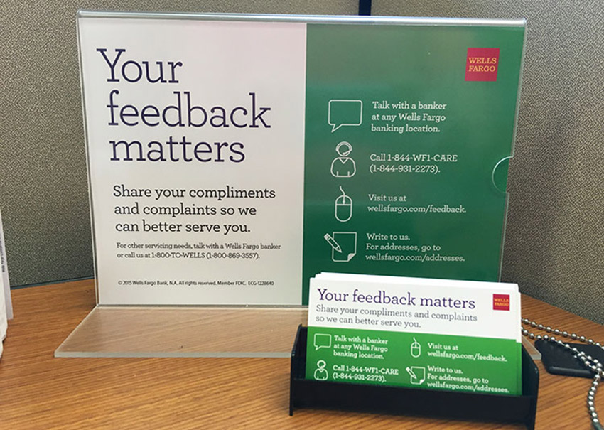Customer Communication - We Want Your Feedback