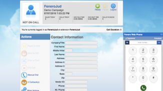 Exclusive: New Fenero Call Center Phone, Web Phone, Puts Call Centers in the Cloud