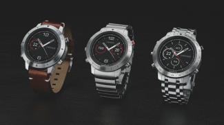 Garmin's Fenix Chronos Changes Smartwatch from Geek Gadget to Status Symbol
