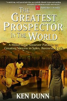 Best Books on Sales: The Greatest Prospector in the World