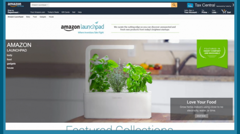 Check out these 30 new hot crowdfunded products getting a lot more visibility on the Amazon startups marketplace, Launchpad