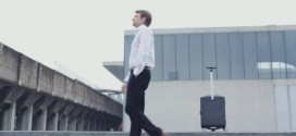 The Cowarobot Suitcase Will Follow You Around on Your Next Business Trip - Literally