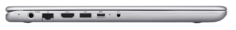 Samsung Notebook 7 Spin - Ports
