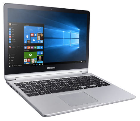 Samsung Notebook 7 Spin - Design