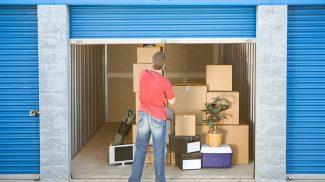 Storage Unit business ideas