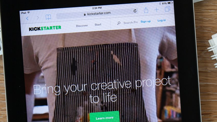 Top Stories: Pinterest, Kickstarter Reveal New Features