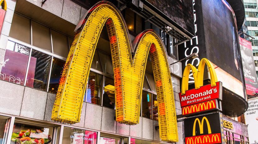Sure, it may be on top of the fast-food game but McDonald's stays there by staying on top of the latest trends and customer demands.