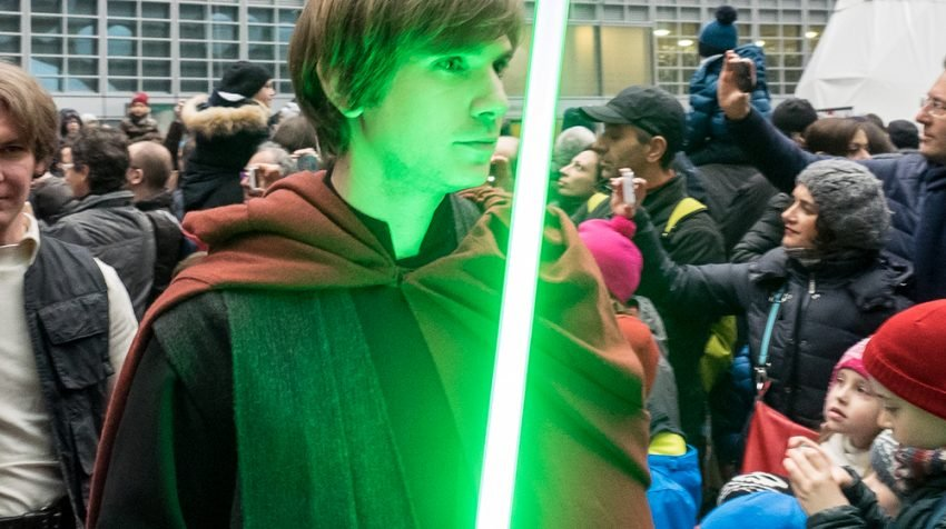 What Can Luke Skywalker Teach You About Content Marketing? Well, Nothing But …