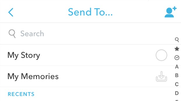 How to Start a Snapchat Account for Your Business - Add to Your Story