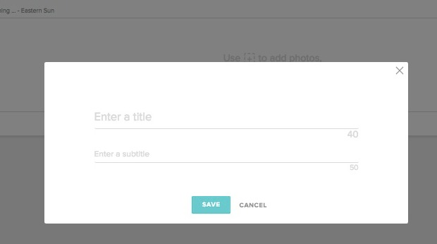 How to Create a Video Using the Animoto Video Maker: Enter Some Text