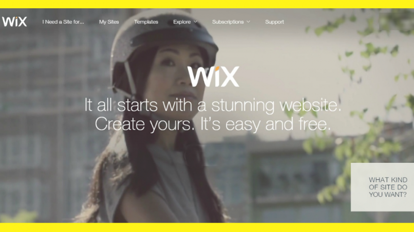 How to Build a Website with WIX: Step by Step Guide