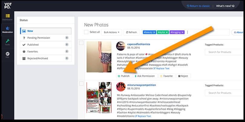 Instagram Marketing Tips - Use Photos as Customer Reviews