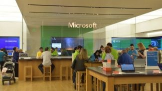 Stores Introduce Microsoft SMB Zones — Just for Small Business