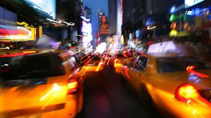 taxis-in-new-york-city