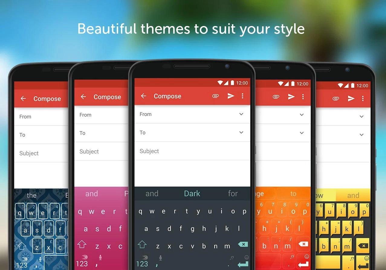 SwiftKey App - Customization