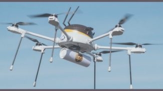 UPS Successfully Tests Urgent Commercial Drone Package Delivery to Remote Locations