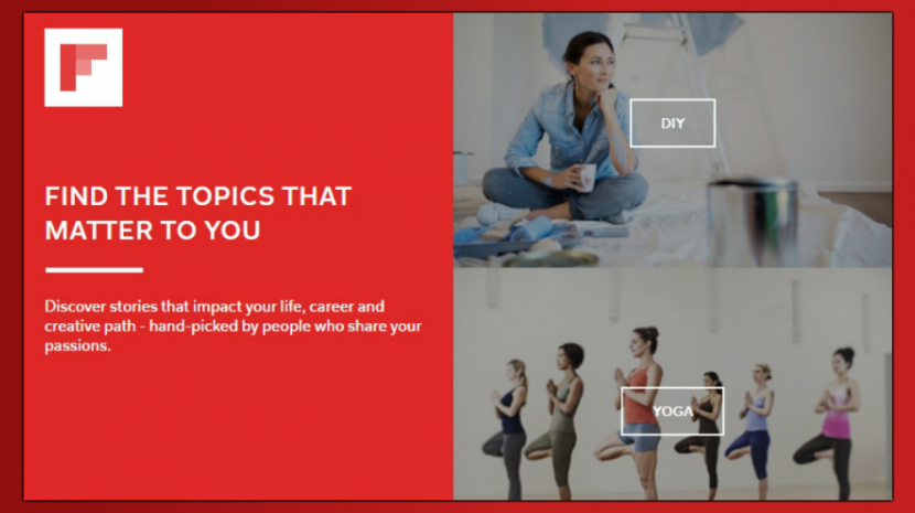 Using Flipboard for Business