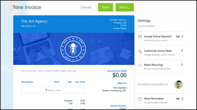 A Freshbooks Redesign Makes Small Business Accounting 'Ridiculously Easy'