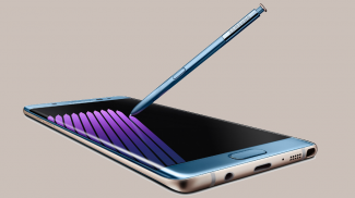 Samsung Launches Galaxy Note7 Exchange Program After Alleged Battery Fires