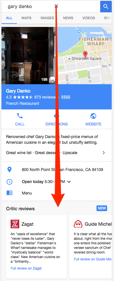 Search Engine Land Danny Sullivan on Google Critic Reviews