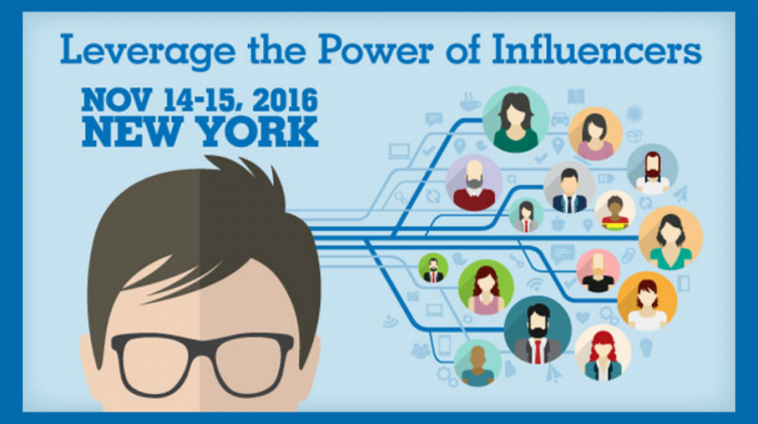 Huge New Influencer Marketing Conference Coming Nov. 14 -15: Is This a Trend You Should Explore?