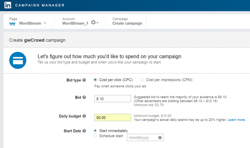 7 Regrettable Things About Advertising on LinkedIn: Pricing is Still Bad