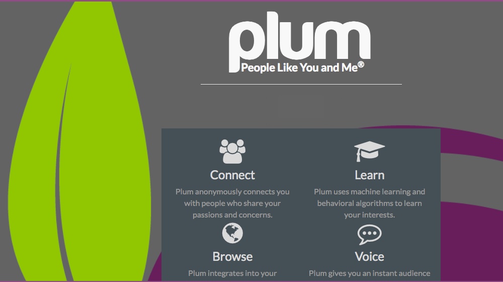 How New Social Network Plum Can Help with Your Business Networking - Small Business Trends