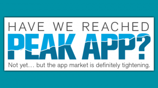 "Is the Mobile App Market Already Dead? comScore Says We're Nearing ""Peak App"" Moment"