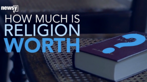 Report Shows That the Religion Economy is Big Business