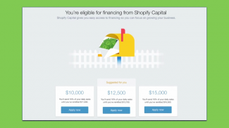 Shopify Capital Partners with Export Development Canada to Insure Merchant Cash Advances