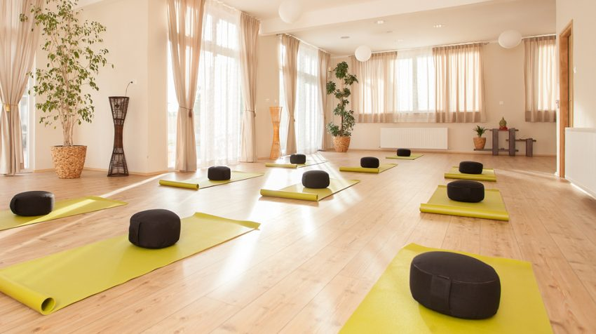 How to Build Your Own Yoga Business - Get the Right Location
