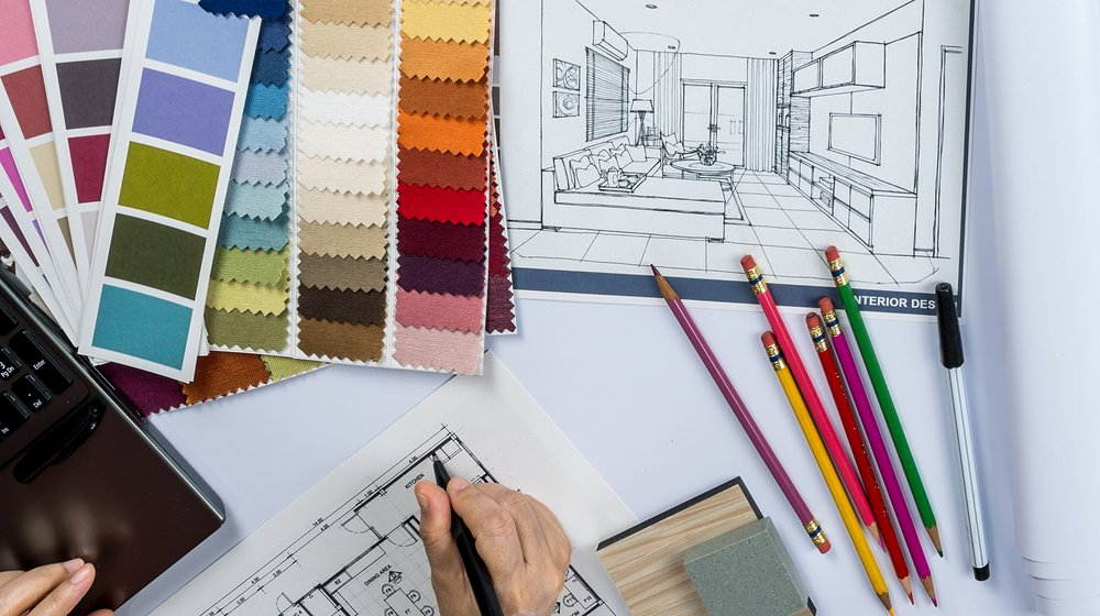 Business Ideas - Interior Designer