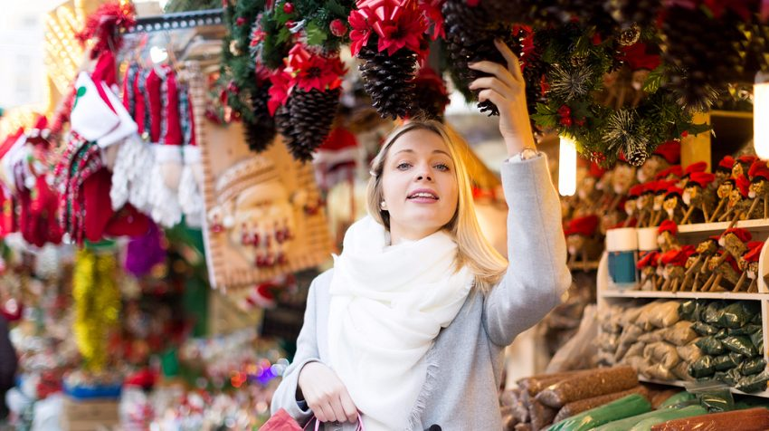 Faith Based Business Ideas - Holiday Décor Shop