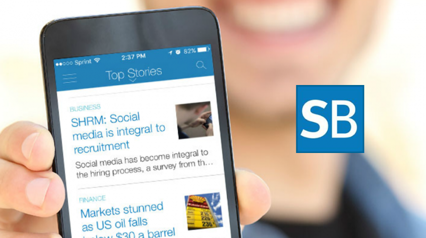 SmartBrief Provides Business News for Many Industries