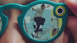Snapchat, a social media site, is breaking into wearables with some retro-looking sunglasses because sometimes brand differentiation takes a lateral step.