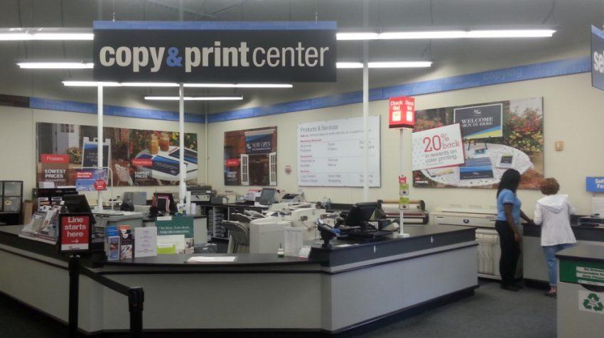 Staples Print & Marketing