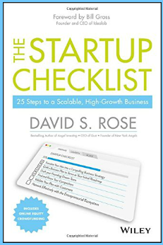 The Startup Checklist Focuses on the Essentials: Talent, Product, and Money Management