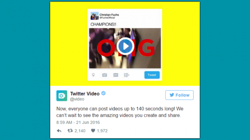 20 Things You Should Know About New 140 Second Video on Vine And Twitter