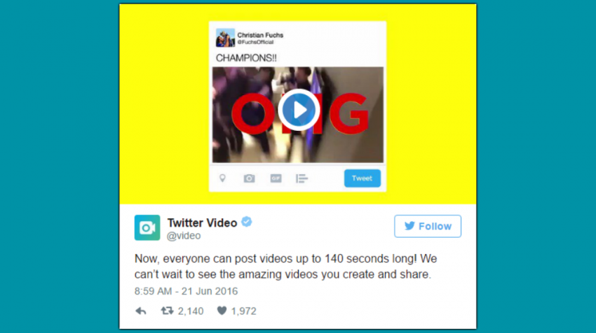1e4c9ab9a 20 Things You Should Know About New 140 Second Video on Vine And Twitter
