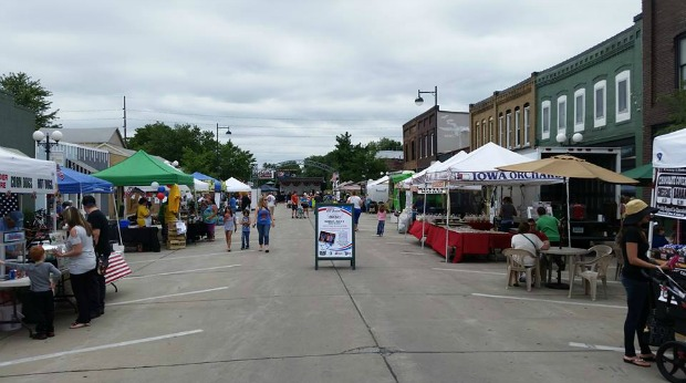 Main Street Programs and Organization Across the US - Historic Valley Junction