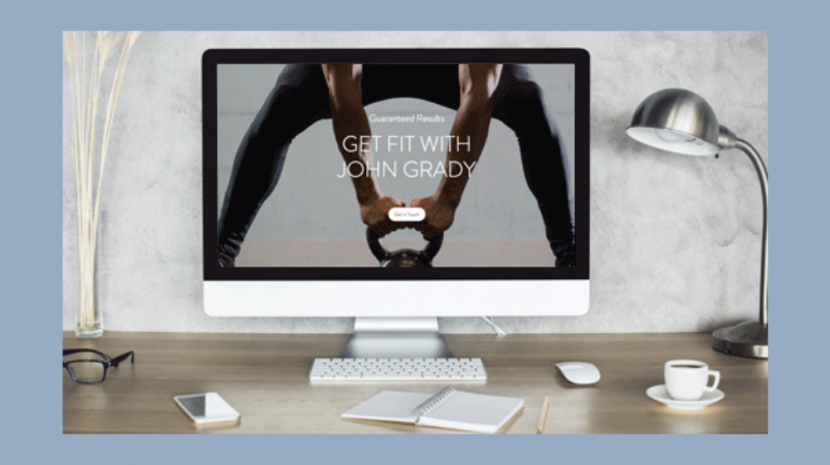 8 New Wix Business Sites Created with AI Web Design