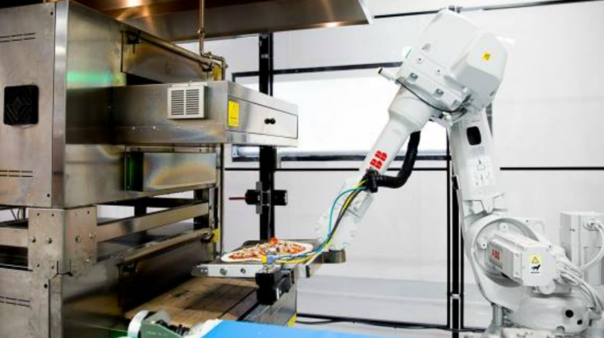 Will Your Next Eatery Be Run By Restaurant Robots?